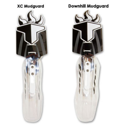 THE Pro Series Lexan Clear Front Mudguard