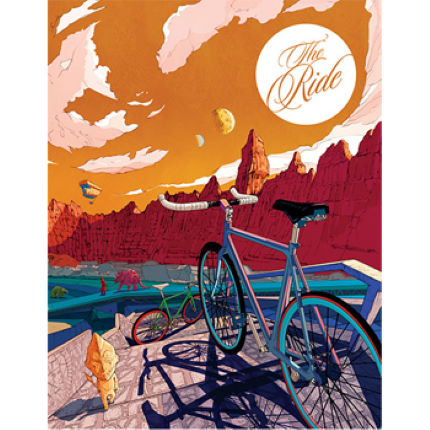 The Ride Journal - Issue Six