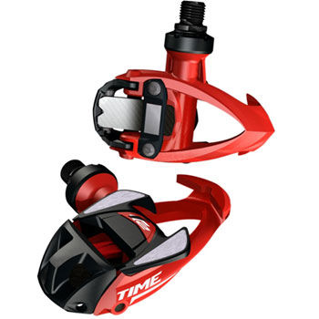 Time I Clic 2 Racer Red Pedals