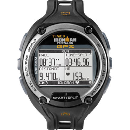 Timex Ironman Global Trainer with GPS