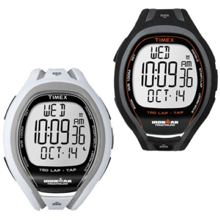 Timex Ironman Sleek 150-Lap with TapScreen (Full-Size)
