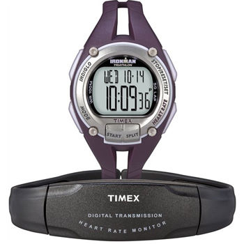 Timex Ironman Triathlon Road Trainer 50L HRM (Mid Size)