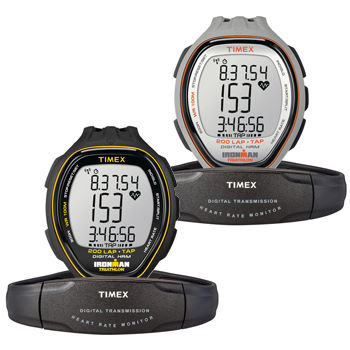Timex Ironman Target Trainer With HRM and Tap Screen