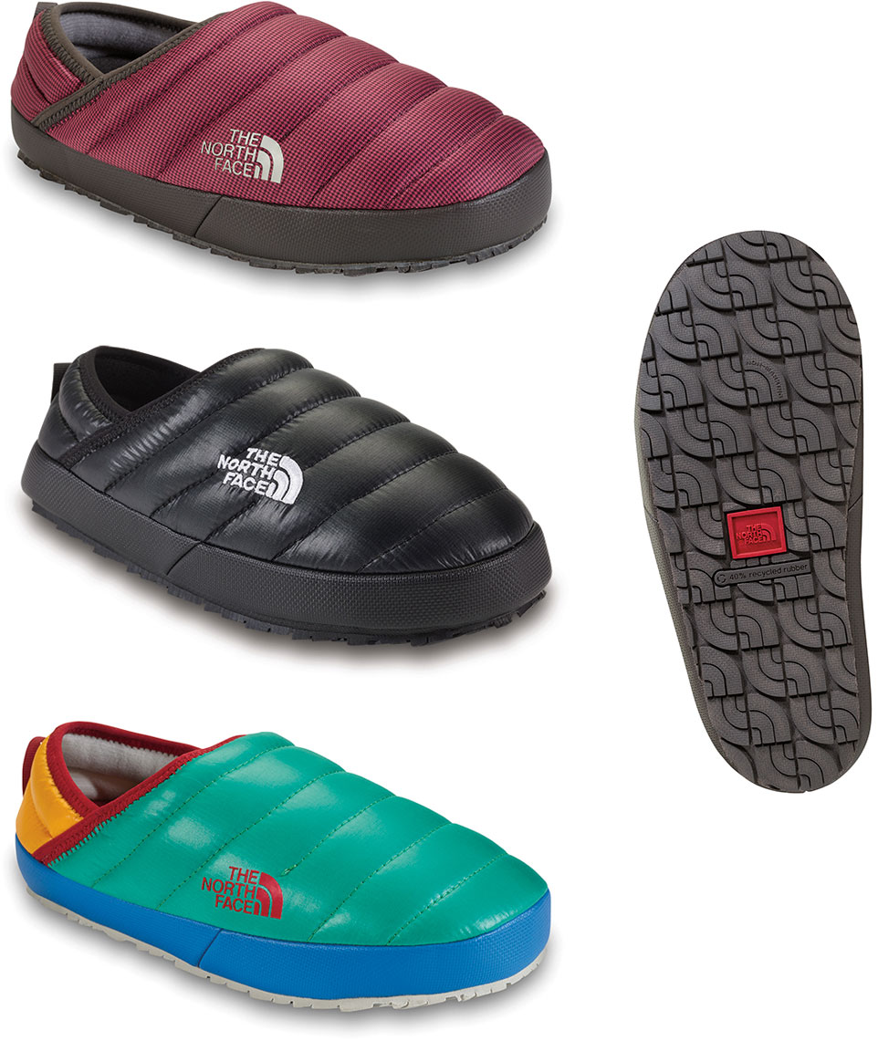 zapatillas andar por casa north face