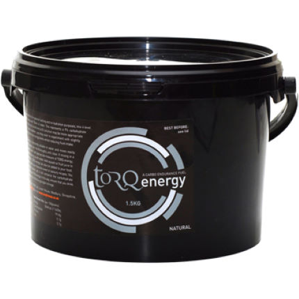 Torq Energy Natural - 1.5kg - Buy 1 Get 1 Half Price