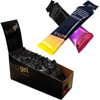 Torq Gels Sachets With Guarana 20 x 45g
