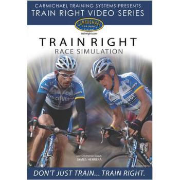 CTS Train Right DVD Series - Race Simulation