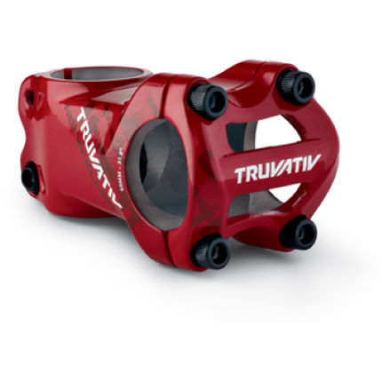 Truvativ Holzfeller DH BoXXer Red Stem - 1-1/2 Inch