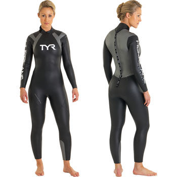 TYR Ladies Hurricane C1 Triathlon Wetsuit