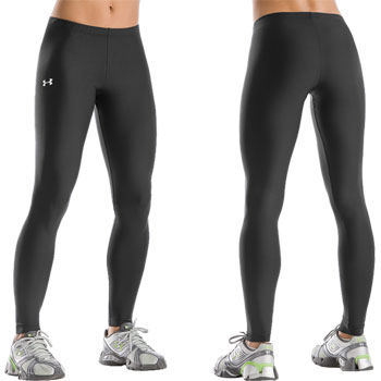 Under Armour Ladies Heatgear Compression Tight SS12