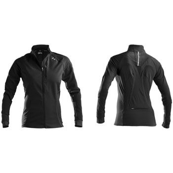 Under Armour Ladies Illusion Cold - Wind Full Zip Jacket AW10