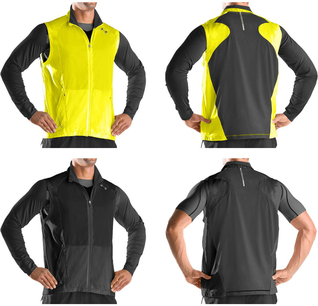 Impermeable para correr
