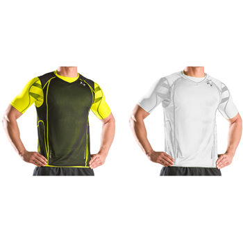 Under Armour Chafe Free 2 in 1 Run Top AW11