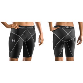 Under Armour Ladies 8 Inch Coreshort SS12