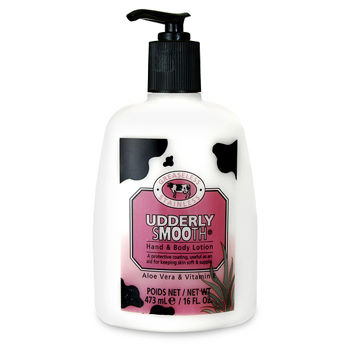 Udderly Smooth Hand and Body Lotion