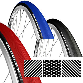 Veloflex Corsa 22 Clincher Folding Road Tyre
