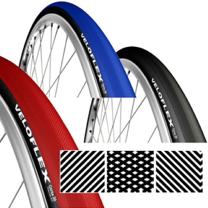 Veloflex Corsa 23 Clincher Folding Road Tyre