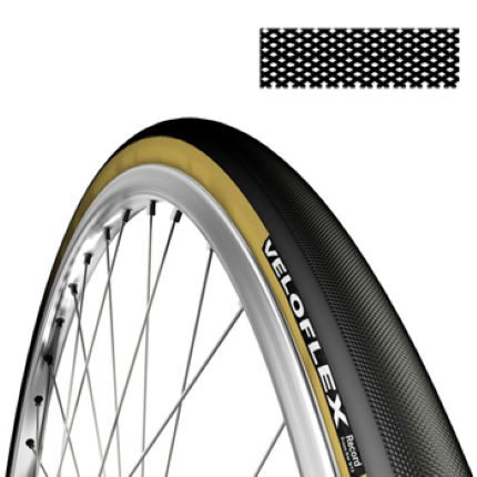 Veloflex Record Clincher Folding Road Tyre