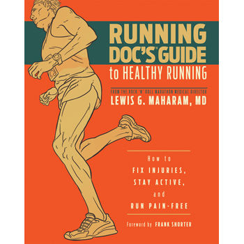 Velopress Running Doc's Guide to Healthy Running