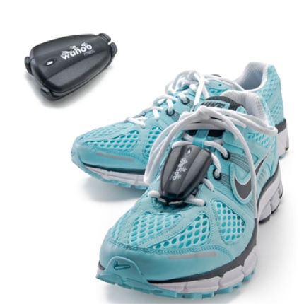 Wahoo Cadence and Speed Shoe Stride Sensor