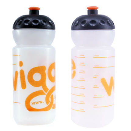 Wiggle 650ml Water Bottle
