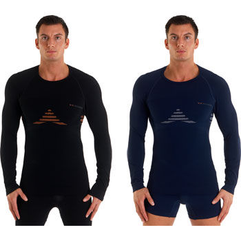 X-Bionic Energizer L/S Compression Base Layer