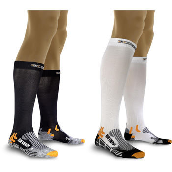 X-Socks Run Energizer Compression Socks.