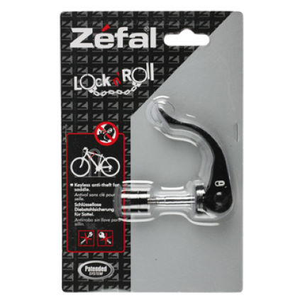 Zefal Lock NRoll QR Antitheft Seatpost Skewer Set