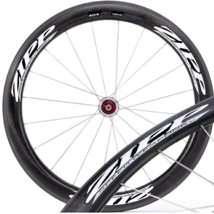 Zipp 404 Firecrest Tubular Rear Wheel 2012