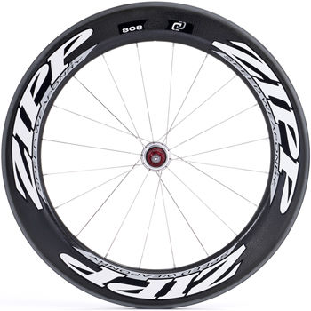 Zipp 808 Firecrest Carbon Clincher Rear Wheel 2012