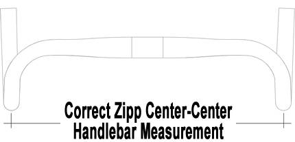 Zipp Service Course Handlebar - Traditional Bend