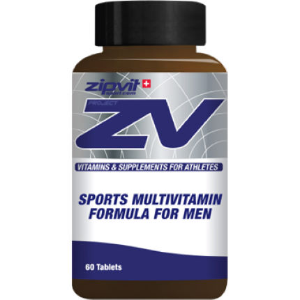 ZipVit Sport ZV MultiVit Supplement for Men - 60 Tablets