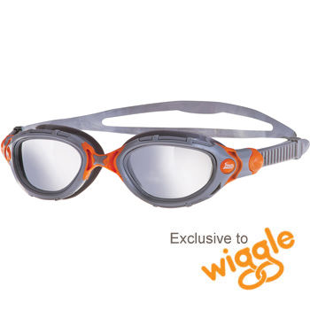Zoggs Predator Flex Mirror Swim Goggles - Exclusive