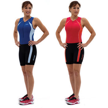 Zoot Ladies Endurance Tri Race Suit