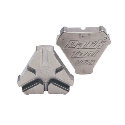 Park Tool Triple Spoke Key-Negative