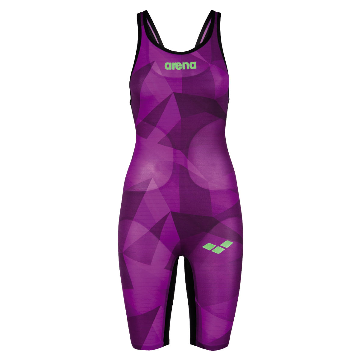 Arena Womens Ltd Ed Carbon Air Crystal Fighter FBSLO   Adult Swimwear