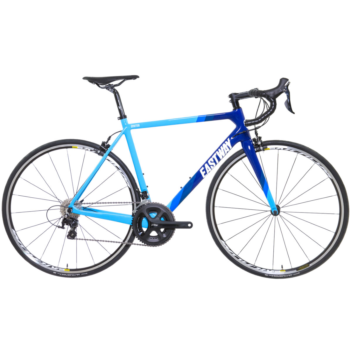 Vélo de route Eastway Emitter R3 (105) - 60cm Stock Bike Three Blue