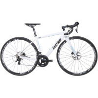 Eastway Zener D2 Womens (105) Road Bike White/Blue 45cm S