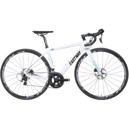 Eastway Zener D2 Women's (105 - 2017) Road Bike White/Blue