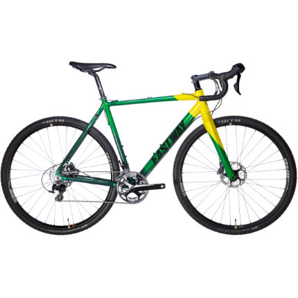 Eastway Balun C2 (105 - 2017) Cyclocross Bike Green/Yellow