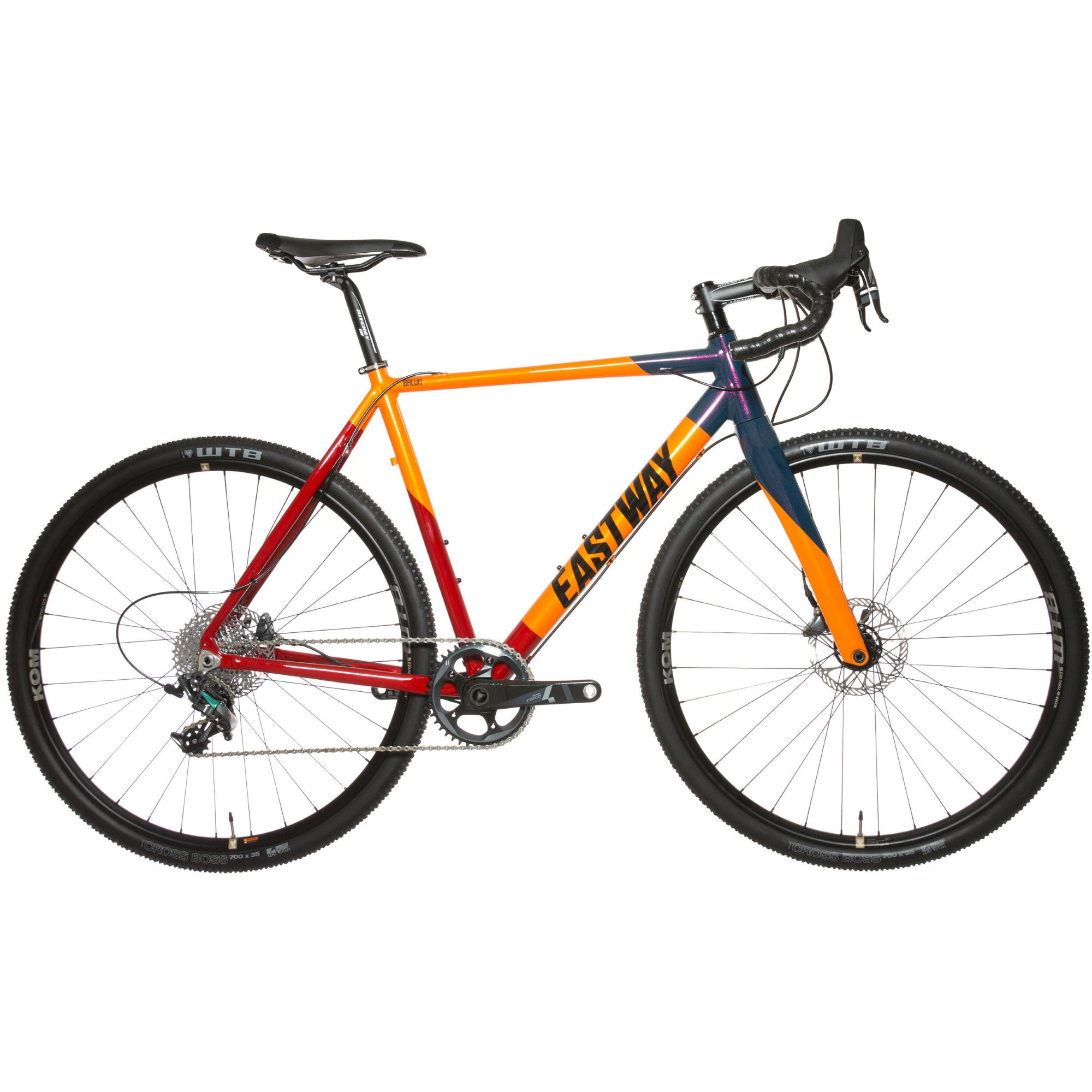 Wiggle Cycle To Work | Eastway Balun C1 (Force1) Cyclocross Bike ...