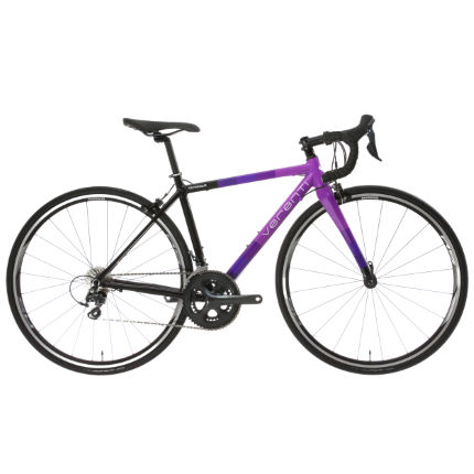 Verenti Technique Tiagra Women's (2017) Road Bike Purple/B