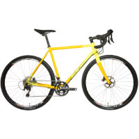 Verenti Substance II 105 (2017) Adventure Road Bike Yellow