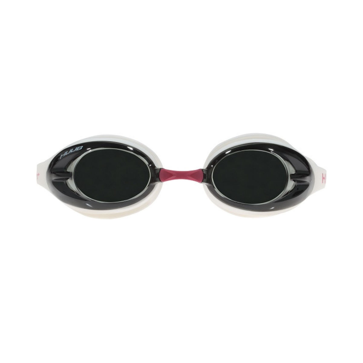 HUUB Varga Goggles Smoke - One Size White/Smoke