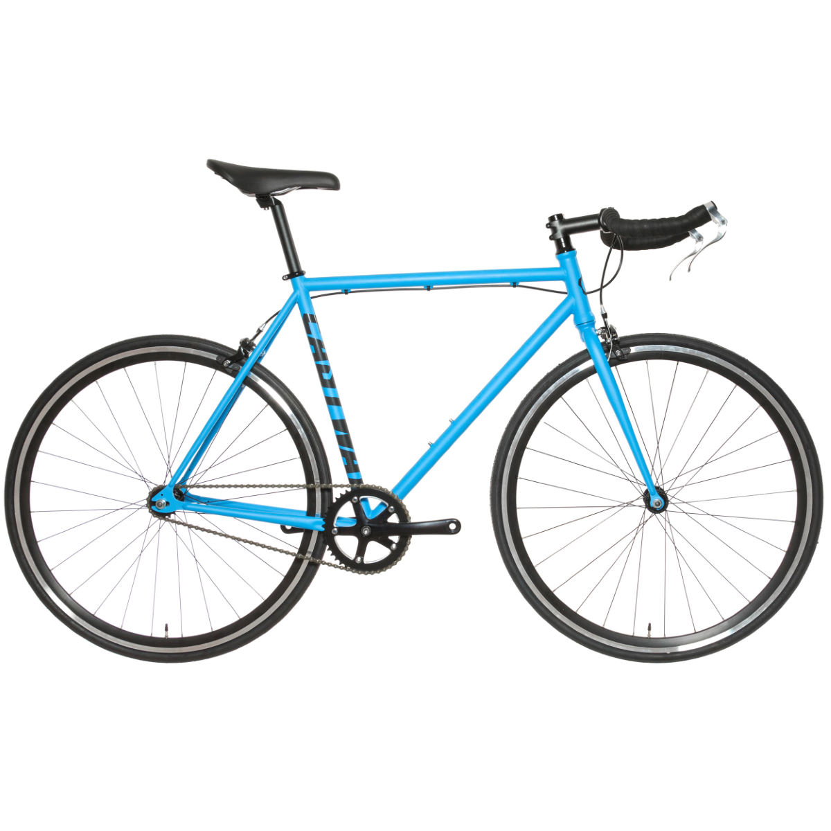 Vélo Eastway Single Speed - L Stock Bike Bleu Single speed