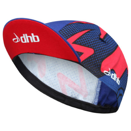 dhb Blok Women's Cap - Astro Blue/Pink One Size