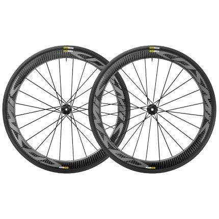 Set di ruote Mavic Cosmic Pro per freni a disco (carbonio, WTS, Center Lock)