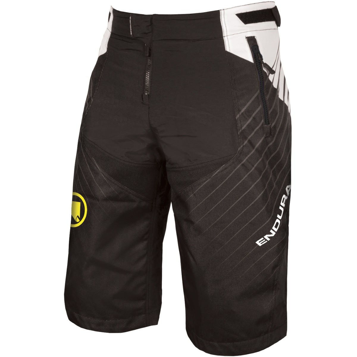 Short Endura MT500 Burner DH LTD - Large Noir Shorts VTT