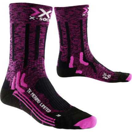 X-Socks Women's Trekking Merino Limited Sock