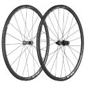DT Swiss RC 28 Spline C C Wheelset (Black Hub) (Shimano)